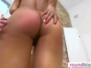 Čierna Cheerleaders porno